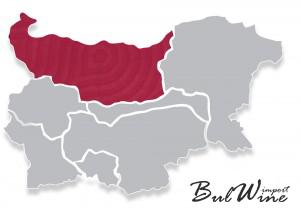 Noordelijke Bulgaarse wijnregio