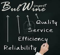 Bulwine Import - betrouwbare partner